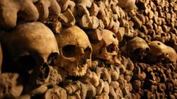 Rùng rợn khu mộ chứa hơn 6 triệu hài cốt dưới lòng Paris