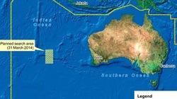 Thay đổi địa điểm tìm MH370