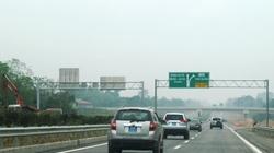 Thông xe thêm 30km cao tốc Hà Nội - Lào Cai