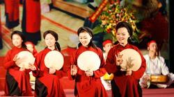 Phú Thọ: Liên hoan hát xoan thanh thiếu nhi trong dịp Giỗ Tổ