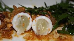 Bún riêu trứng mực phương Nam
