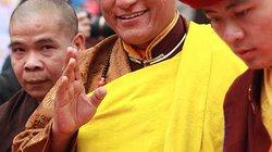 Những hình ảnh của Đức Pháp Vương Gyalwang Drukpa tại Hà Nội