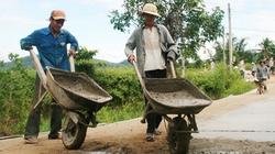 Xã Lạc Lâm (Lâm Đồng): Cơ bản hoàn thành tiêu chí giao thông