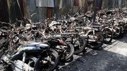 Thiệt hại hơn 2 tỷ đồng, chủ bãi 300 xe bị cháy bất lực đền bù