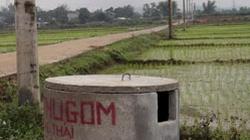 Quảng Nam: 459 thùng thu gom rác thải ngoài đồng