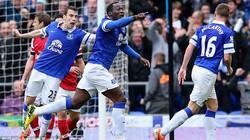 Arsenal bất ngờ thảm bại trước Everton