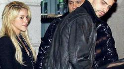 Shakira xí xớn với đồng nghiệp, Pique ghen lồng lộn