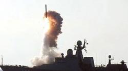 Ấn tượng tàu hộ vệ Gepard Nga phô diễn hỏa lực