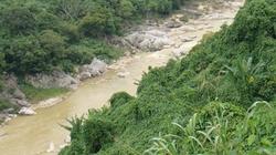 Hồ thuỷ điện Đăk Đring (Kon Tum): Chủ đầu tư cho là do dân... nổ mìn