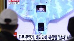 Hàn Quốc họp khẩn tìm cách đối phó với máy bay Triều Tiên