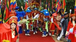 Tổ chức Lễ Giỗ Tổ Hùng Vương: Làm với tấm lòng dâng lên tiên tổ