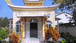 Đền thờ Vua Hùng bên dòng Bạch Ngưu