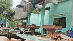 Quảng Ngãi: Cuồng phong lướt qua, quê nghèo kiệt quệ