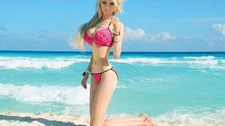 Cuộc phỏng vấn đặc biệt với cô gái giống hệt búp bê Barbie