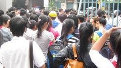 Cử nhân thất nghiệp, học sinh vẫn ồ ạt thi đại học
