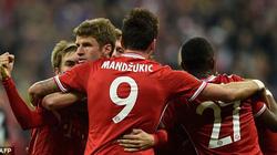 Thua thảm Bayern, M.U chính thức chia tay Champions League