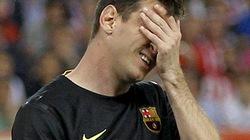 Lý do Barcelona bị loại: Messi chỉ chạy nhiều hơn... thủ môn