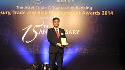 VietinBank nhận giải thưởng lớn của The Asset