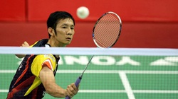 Giải cầu lông Singapore mở rộng: Tiến Minh bị loại sớm