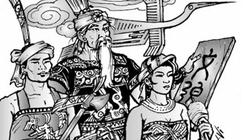 """Truyện """"Hồng Bàng Thị và cội nguồn Thần Nông của dân tộc"""""""