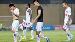 Hơn 10 cầu thủ V.Ninh Bình dính nghi án tiêu cực?