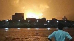Tàu ngầm Sindurakshak của Ấn Độ có thể chìm do bị phá hoại