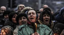 Người Ukraine ở Nga: Giằng xé giữa Moscow và Kiev