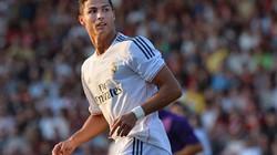 Chấn thương, Ronaldo lỡ trận Siêu kinh điển với Barca