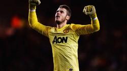 De Gea đoạt danh hiệu Cầu thủ M.U xuất sắc nhất tháng 3