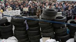 Cảnh sát đặc biệt của Ukraine từ chối tới Slavyansk