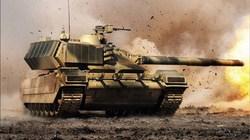 Siêu tăng Armata Nga có thể hạ tên lửa bằng… súng máy