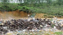 Hà Tĩnh: Bãi rác đầu độc dân