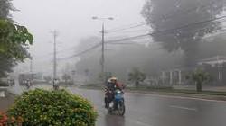 Tây Bắc nắng nóng, Đông Bắc mưa và mát