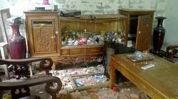 Hà Tĩnh: Bị phá nhà, đốt xe, trưởng công an xã xin nghỉ việc