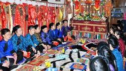 Sân khấu Tày - Nùng xưa