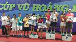 Giải Quần vợt Cup Vũ Hoàng Minh: Cơ hội mở cho tình đoàn kết