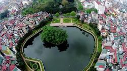 Chùm ảnh Thủ đô đẹp rực rỡ nhìn từ trên cao