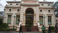 Thư viện Quốc gia mở cửa miễn phí