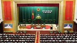 Có thêm chức danh Tổng thư ký Quốc hội