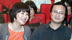"""""""Nửa kia"""" tuyệt vời của MC Diễm Quỳnh, Anh Tuấn..."""