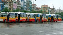 Từ 1.5, Hà Nội tăng giá vé xe buýt