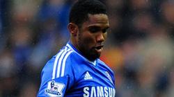 Eto'o chuẩn bị chia tay Chelsea, gia nhập Tottenham?