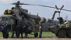 """Tư lệnh Ukraine: """"Ai không đầu hàng sẽ bị tiêu diệt"""""""