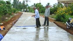 Tổ chức sơ kết xây dựng NTM toàn quốc vào tháng 5