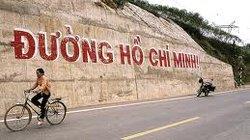 Chuẩn bị trải thảm nhựa toàn tuyến đường Hồ Chí Minh