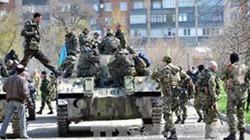 Truyền hình Nga: Vùng Đông Nam Ukraine tự bầu tổng thống