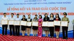 T.Ư Hội NDVN đoạt giải Ba tiểu phẩm phòng, chống tham nhũng