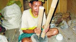 Già làng mê... nhạc cụ của dân tộc