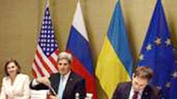 Các nguyên thủ nói gì về thỏa thuận giảm căng thẳng ở Ukraine?