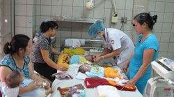 Số bệnh nhân chết vì sởi đã cao gấp 30 lần đỉnh dịch năm 2009-2010